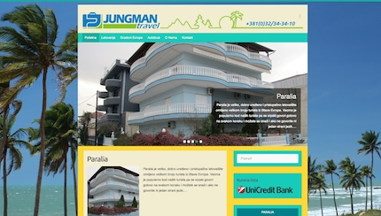 Website jungmantravel.rs